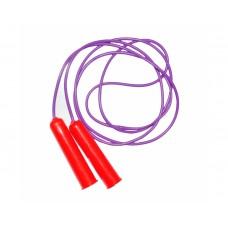 Скакалка цветная D-5мм L=2,5м, арт. 50654