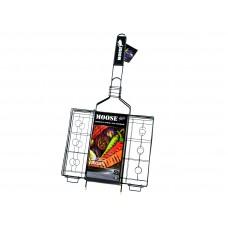 Решетка-гриль для овощей с антипригарным покрытием 31x25cm TM MOOSE, арт. 50602