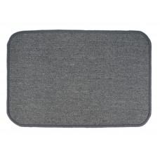 "Коврик домашний ""Nappy"" 60*80 см, серый ТМ Blåbär (Швеция), арт. 92081"