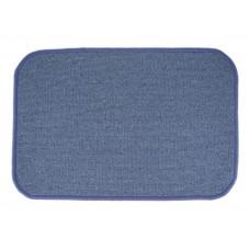 """Коврик домашний """"Nappy"""" 60*80 см, синий ТМ Blåbär (Швеция), арт. 92072"""