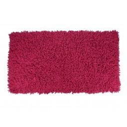 Коврик Flёur 70х130 см, ассорти (розовый, темно-голубой, коричневый, темно-зеленый, оранжевый, терракотовый, красный), арт. 92147