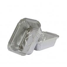 Форма алюминиевая 150х124х44 мм (3 шт/упак), арт. 71025