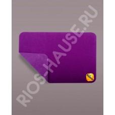 Коврик «Lätt», фиолетовый 40х60 см.