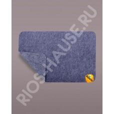 Коврик влаговпитывающий Lätt 40*60 см. серый ТМ Blåbär (Швеция), арт. 92057