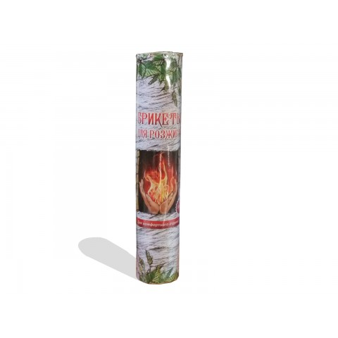 Брикет для розжига, 10 брикетов, арт. 50508