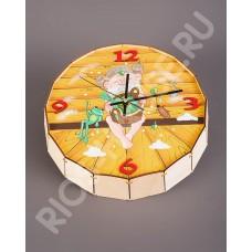 Часы-бочонок «Дедушка»