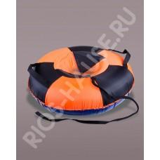 Тюбинг «Simple maxi», оранжевый диаметр 100 см.