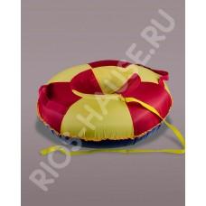Тюбинг «Simple maxi», красный диаметр 100 см.